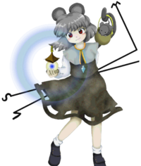 Nazrin (Stage 5 MidBoss form)
