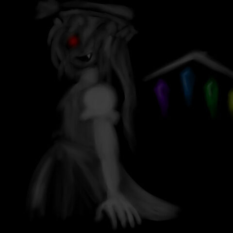 File:Dark flandre v2 by furiousrockets.jpg