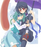 File:Nue and Kogasa2.jpg