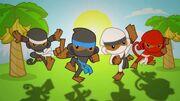 Ninja Monkeys