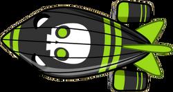 Zeppelin of Mighty Gargantuaness