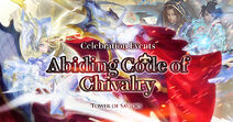 Abiding Code of Chivalry CE