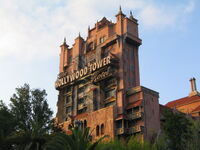 Tower of Terrror WDW 2