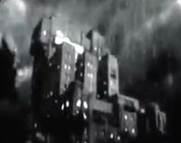 Tower of Terror (DCA) pre-show