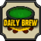 Daily Brew Button