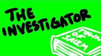 Investigator Town of Salem Advice Animated