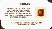 Gladiator Shield Artifact