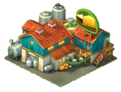 Dairy Factory
