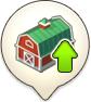 Barn Upgrade Icon
