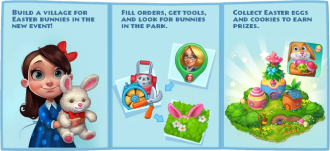 Easter Adventure Event Guide