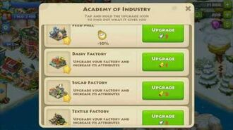 Unlock academy of industry
