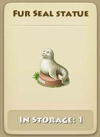 Fur-Seal-Statue