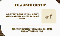 Islander-Outfit