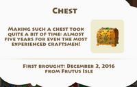 Chest Artifact