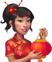 Chinese New Year Reporter