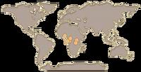 Gorilla map