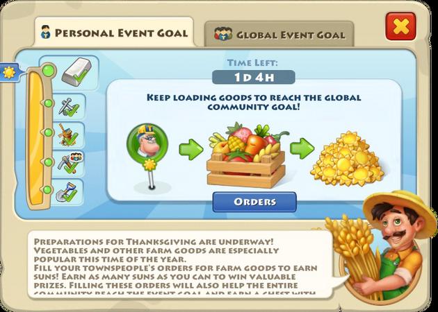 Thanksgiving 2014 Event