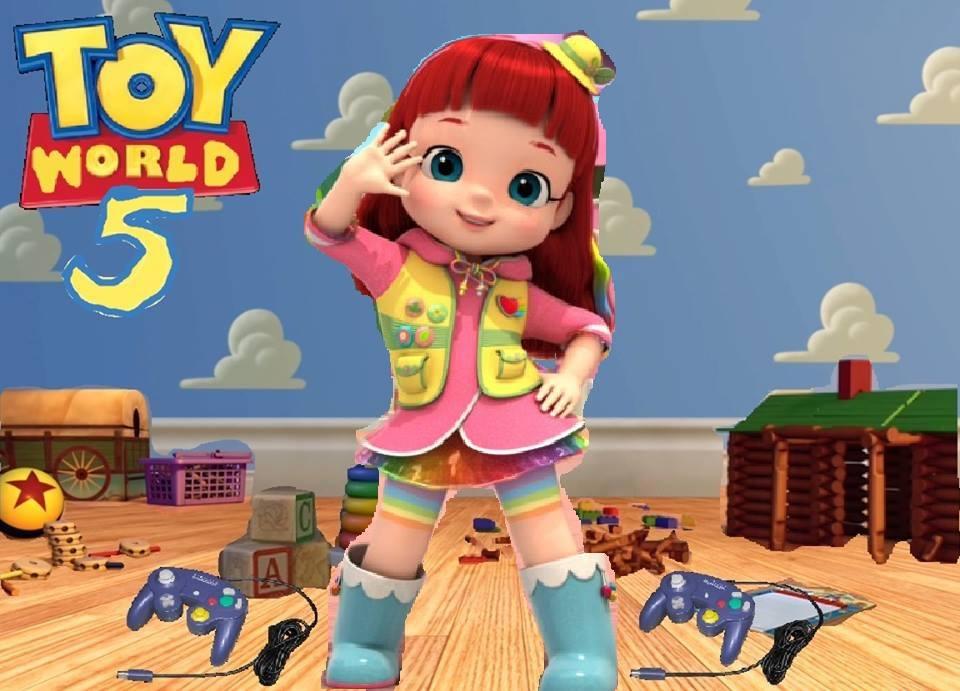 Rainbow Ruby | Toy World Saga Wiki | FANDOM powered by Wikia
