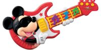 Mickey's Rock Star Guitar
