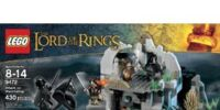 LEGO The Lord of the Rings Hobbit Attack on Weathertop