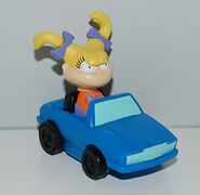 Burger King Angelica toy