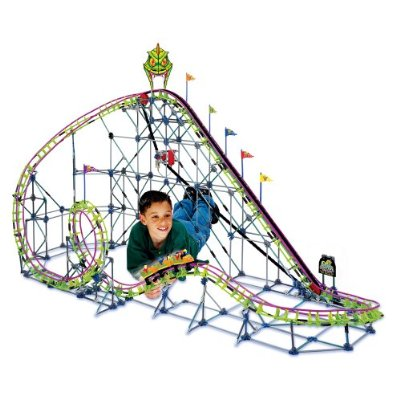 File:K'Nex Screamin' Serpent Roller Coaster.jpg
