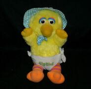 Baby Big Bird doll