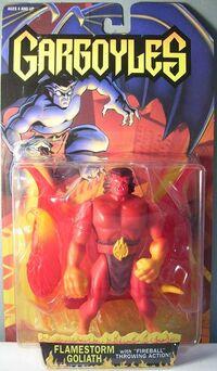 Gargoyles Flamestorm Goliath