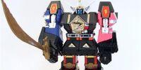 Deluxe Shogun Megazord