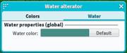 WaterAlteratorMenu