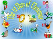 The 12 Days of Christmas-bg