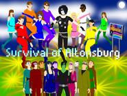 Survival of Altonsburg-bg