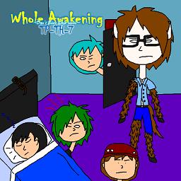File:Whole Awakening ~Don't Ever Stop remix~-jacket.png