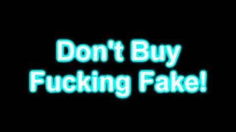 Don't Buy F**KING Fake!!!!!
