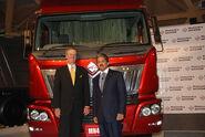 Mahindra Navistar MN49 Launch with Anand Mahindra