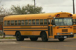 BlueBirdTC2000schoolbus