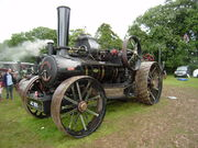 Fowler Ploughing engine 15231
