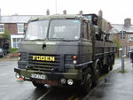 Foden Military spec truck