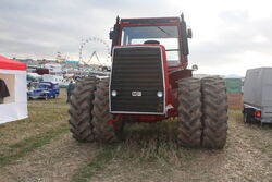 MF 4840 tractor (front) at GDSF 08 - IMG 1083