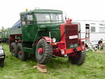 Scammell Explorer - HSU 832 at Rushden 08 - P5010279
