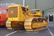 Caterpillar D7 at Newark VS -IMG 3450