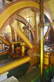 Abbey Pumping Station - Beam Engines - geograph.org.uk - 2719844