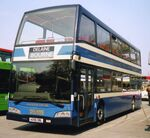 Delaine Buses 141 AD56 DBL
