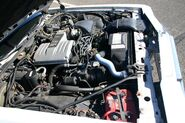 1987 country squire fuel injected engine