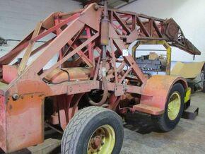 1960 TAYLOR JUMBO Junior Yardcrane Diesel