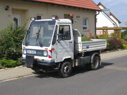 Multicar M26 white