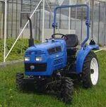 Lenar JM204 MFWD - 2007