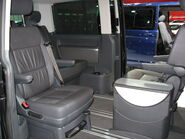 VW Multivan Interior