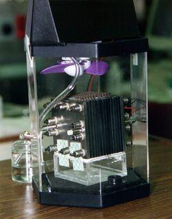 Fuel cell NASA p48600ac
