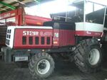 Steyr 8300 Implement Carrier - 1980
